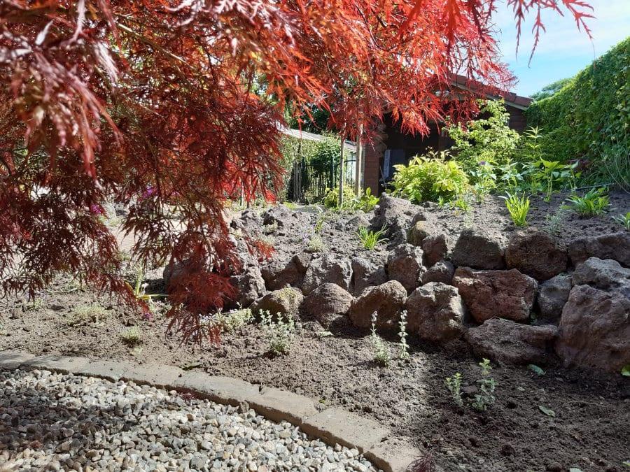 Engelse Cottage tuin